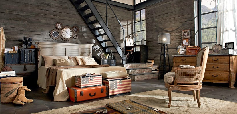 C mo crear un estilo industrial en casa for Decoracion estilo industrial