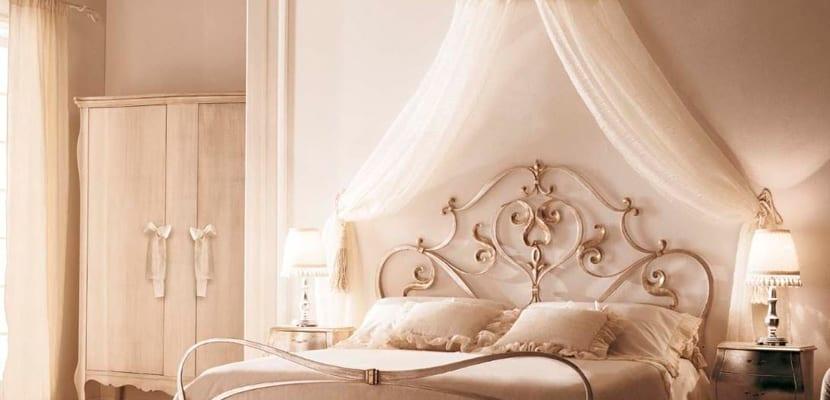 Como Decorar Un Dormitorio En Estilo Romantico - Decoracion-estilo-romantico