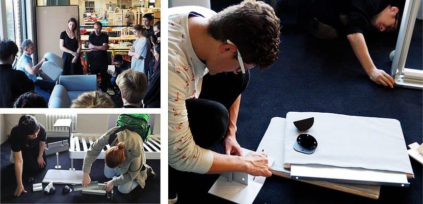 Ikea Dealktig, muebles hackeables