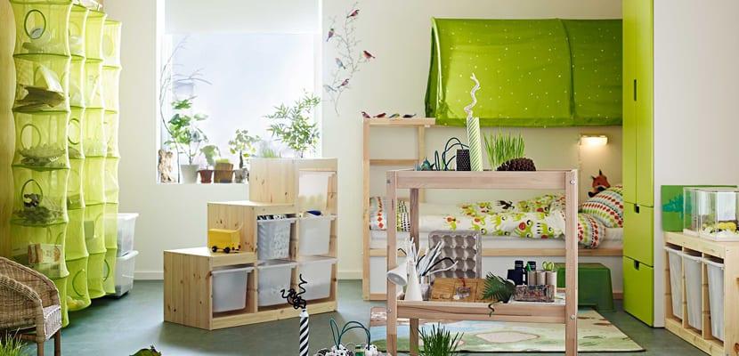 Organizar el dormitorio