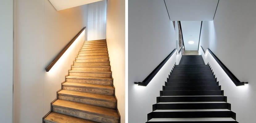 Pasamanos originales para a adir en las escaleras for Pasamanos de escaleras