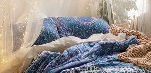Textiles boho