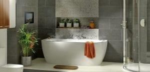 Bañera o ducha