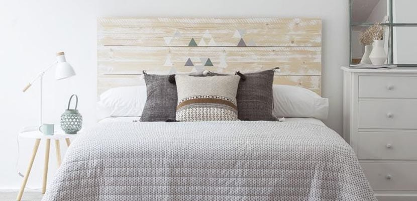 Cómo hacer cabeceros de cama baratos