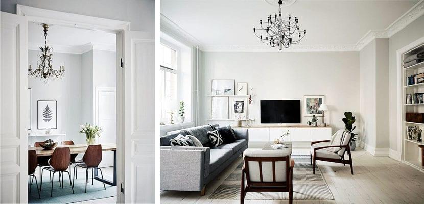 Casa estilo nordico