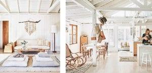 Casa rústica en Topanga