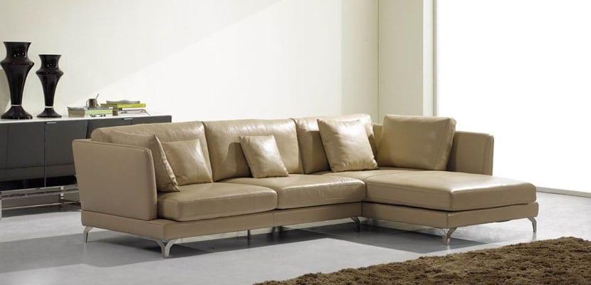 C mo limpiar y cuidar el cuero en los muebles - Como limpiar un sofa ...