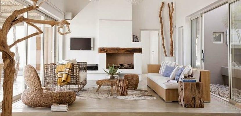 Decorar La Casa Con Troncos De Arbol - Troncos-de-arboles-decorativos