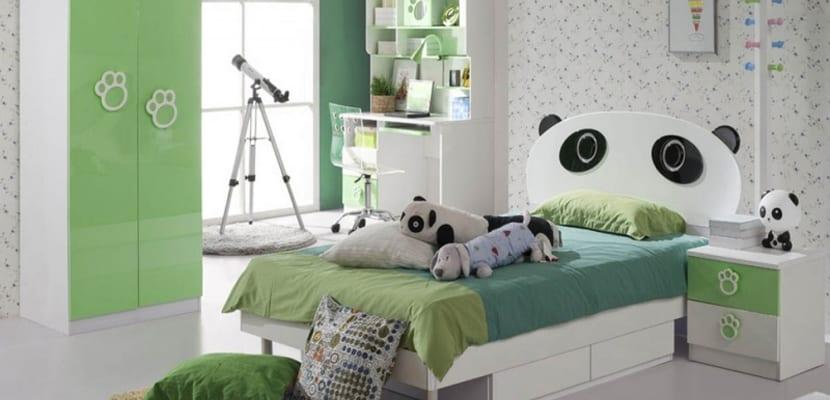 Tipos y estilos de camas infantiles cu l escoger - Camas infantiles divertidas ...