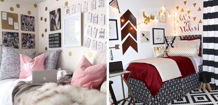 Ideas f ciles para decorar las paredes del dormitorio Paredes decoradas con fotos