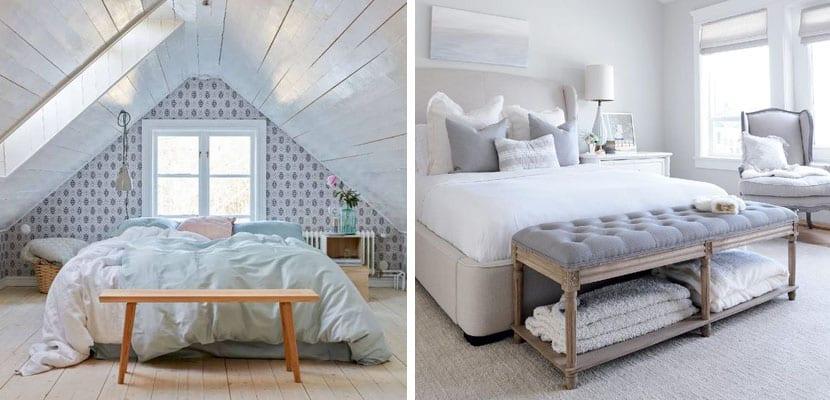 Dormitorio tonos pastel