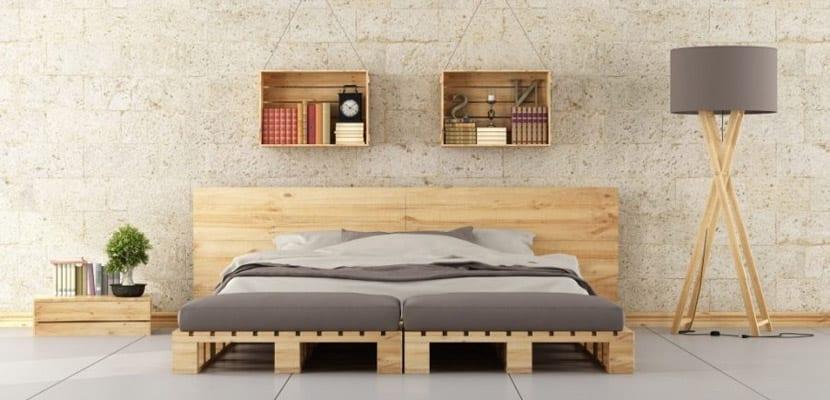 ideas para crear muebles con palets - Muebles Con Palets