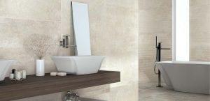 Azulejos de baño clásicos