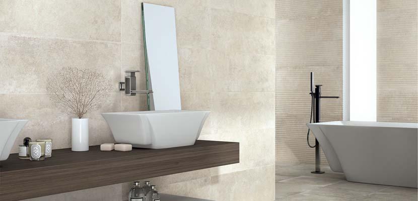 Diferentes ideas para elegir los azulejos de ba o - Azulejos cuarto de bano ...