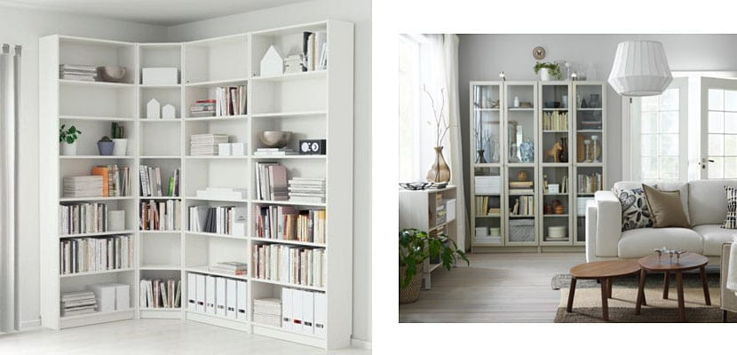 Estanter as de ikea para decorar y organizar tu casa for Estanterias con puertas ikea