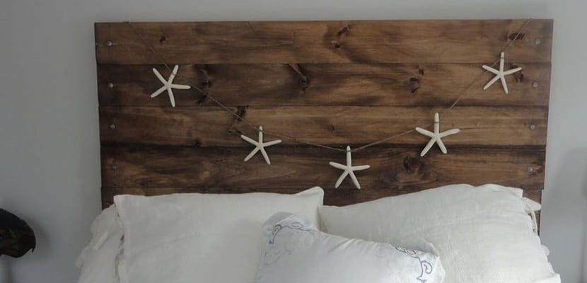 cabeceros de madera diy - Como Hacer Un Cabecero De Madera