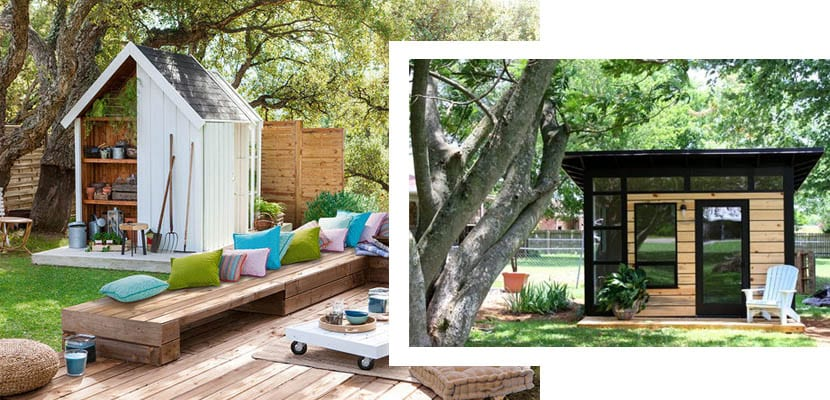 Casetas de jard n gana espacio de almacenage o vivienda - Casetas jardin ocasion ...