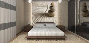Dormitorio minimal