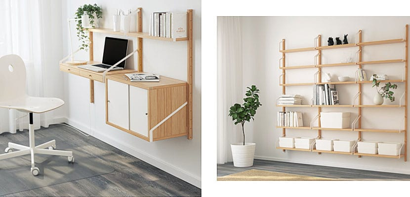 Estanter as de ikea para decorar y organizar tu casa - Ikea puertas para estanterias ...