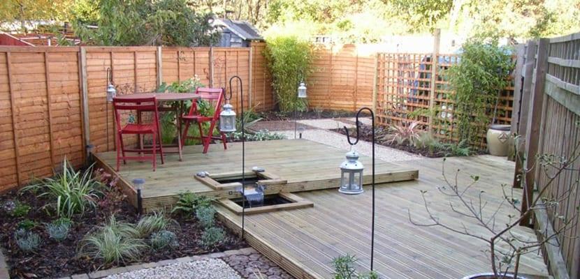 C mo decorar jardines peque os claves e ideas - Iluminacion jardines pequenos ...