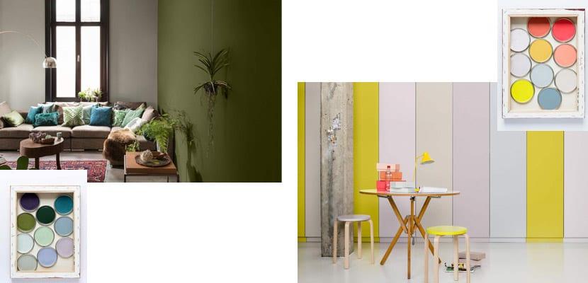 Paletas de color de tendencia Bruguer