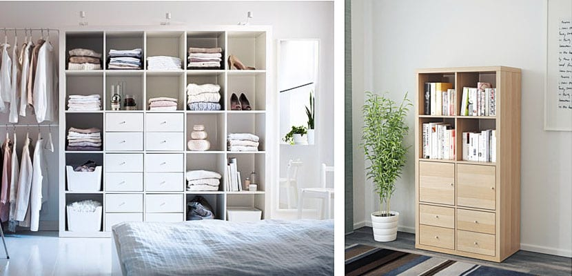 Estanter as de ikea para decorar y organizar tu casa - Estanterias para libros ikea ...
