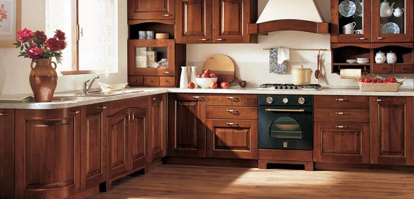 Dise o de las cocinas en l ideas pr cticas for Cocinas clasicas elegantes