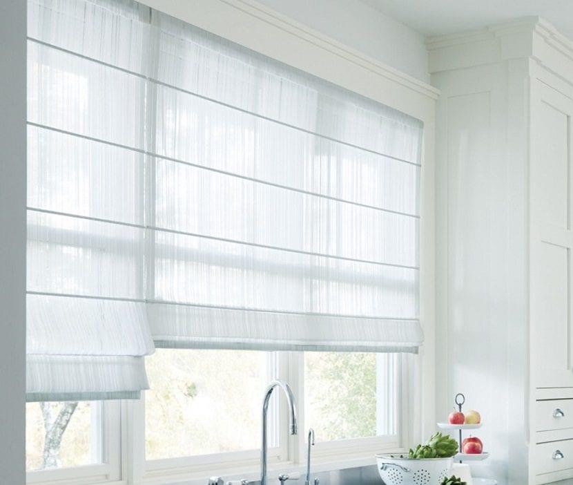 Cortinas modernas para decorar tu hogar for Cortinas dormitorio modernas