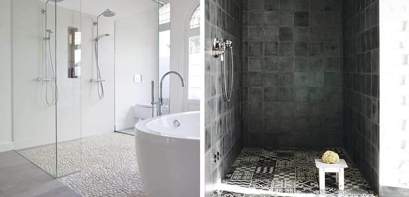 Por qu elegir duchas de obra para el ba o for Modelos de duchas