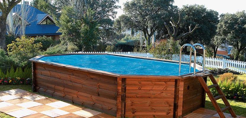 C mo elegir piscinas desmontables tipos y ventajas for Piscinas de madera baratas
