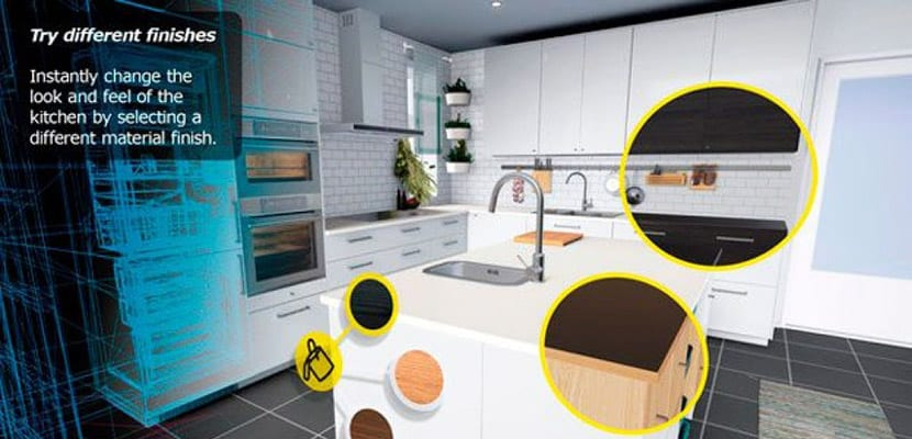 C mo dise ar cocinas con herramientas online for Cocinas online