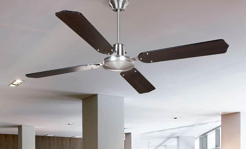 Consejos para decorar con ventiladores de techo - Ventiladores silenciosos hogar ...