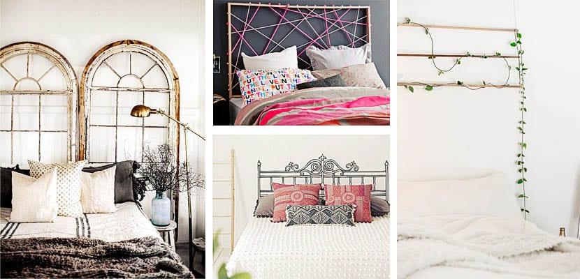 Cabeceros de cama originales que transformar n tu dormitorio - Cabeceros de cama originales ...