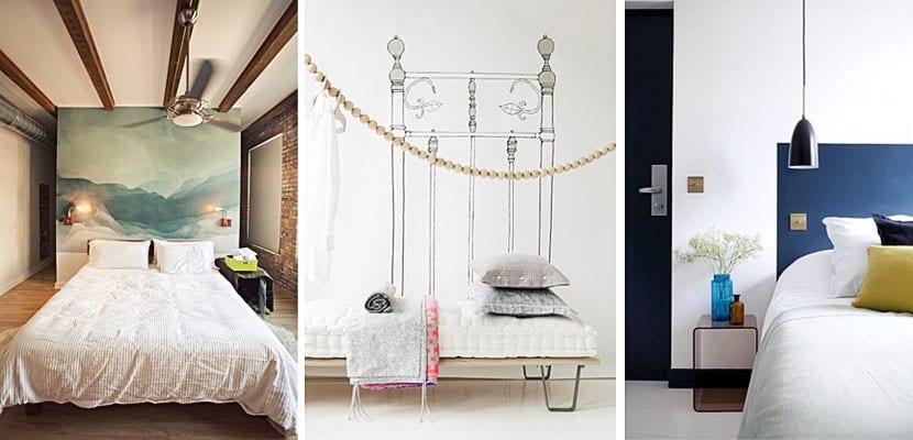 Cabeceros de cama originales que transformarn tu dormitorio