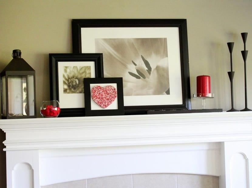 decoración con fotografías