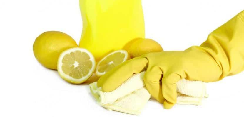 Limón para el horno
