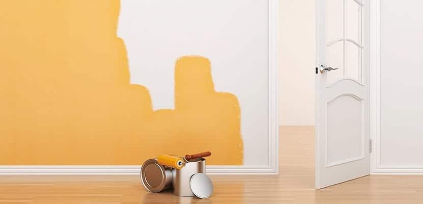 Pintar una pared