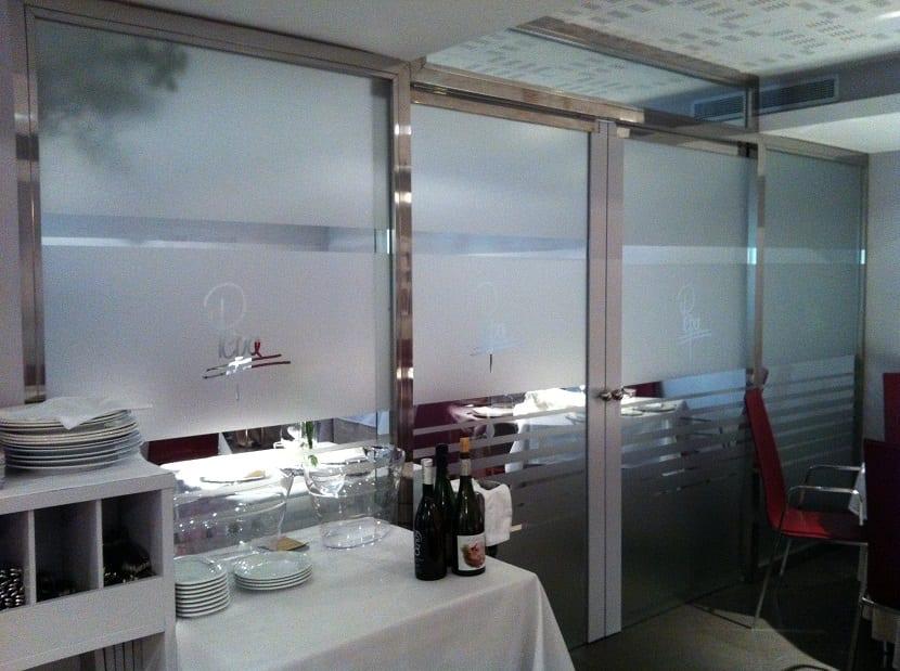 vinilos decorativos para cristales