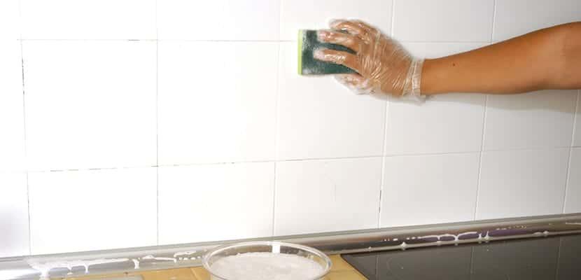 18 bonito limpiar azulejos de la cocina galer a de - Como limpiar azulejos de cocina ...