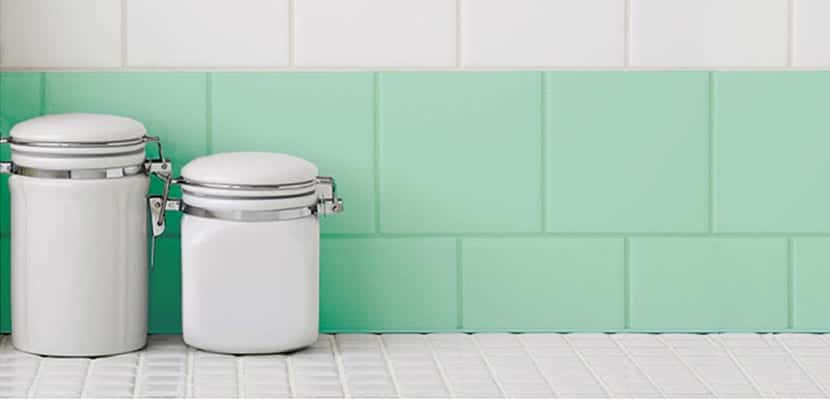 C mo pintar los azulejos de la cocina - Pintura para azulejos de cocina ...