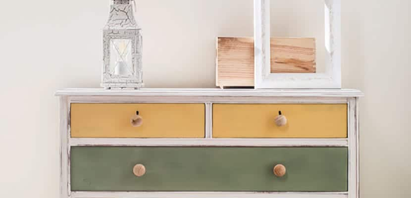 Decorar Con Pintura A La Tiza O Chalk Paint