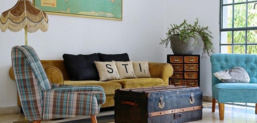 Decorar el hogar con muebles antiguos es tendencia - Decoracion con muebles antiguos ...