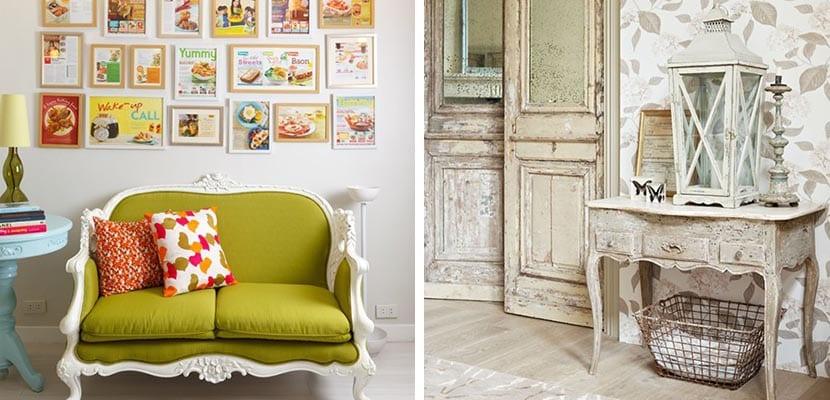 Decorar el hogar con muebles antiguos es tendencia - Fotos de muebles antiguos ...