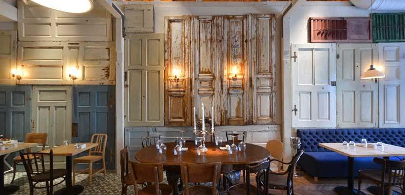 decorar el hogar con originales puertas antiguas ForPuertas Antiguas Para Decoracion