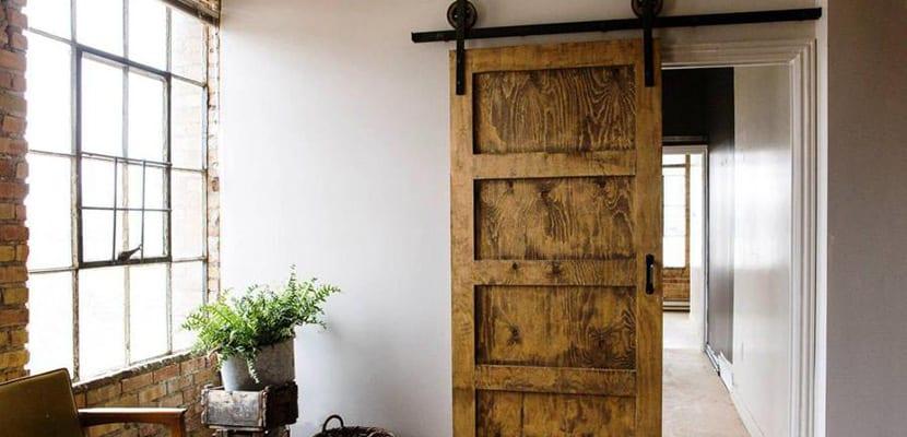 Puertas correderas una estupenda idea para el hogar for Puertas para el hogar