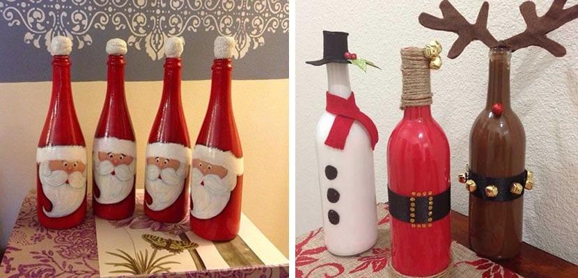 Botellas divertidas