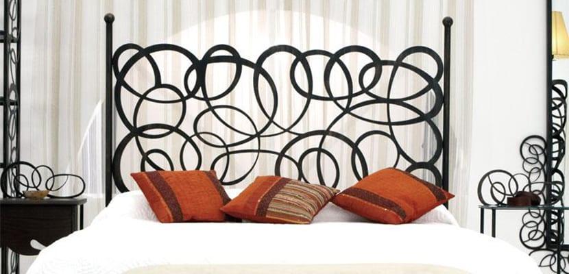 Cabeceros de forja para el dormitorio - Cabezales de forja modernos ...