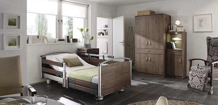 Cmo decorar el cuarto adaptndolo a una cama geritrica