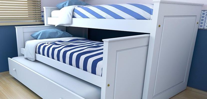 Camas Nido Ideas Pr Cticas Para El Dormitorio