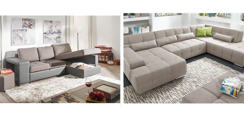 sof s conforama decora tu sal n a mitad de precio. Black Bedroom Furniture Sets. Home Design Ideas